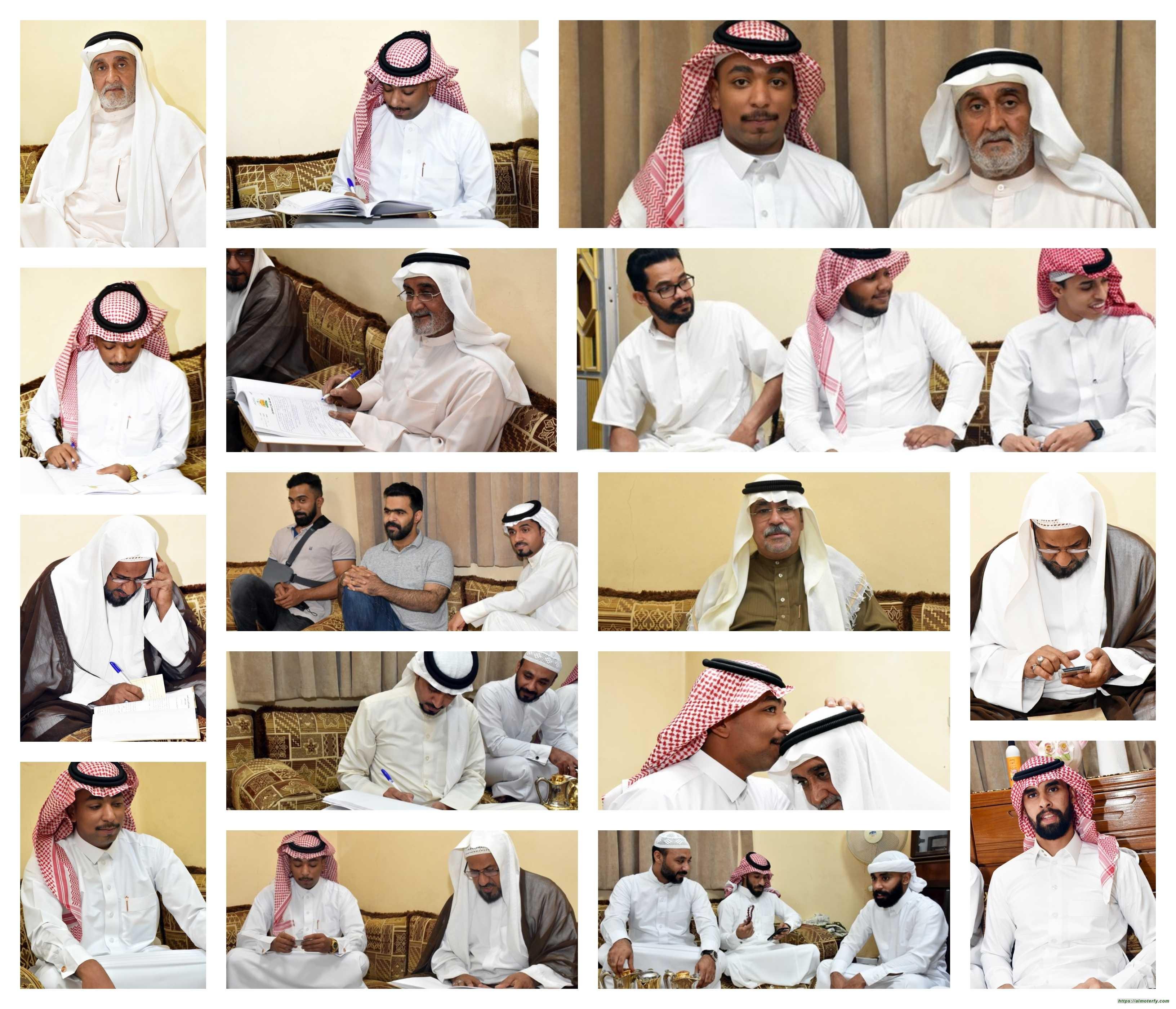 الشاب محمد ناصر الحسن يعقد قرانه تهانينا