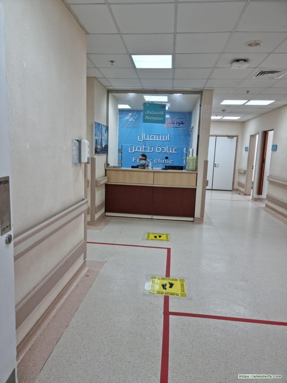 """أكثر من 51 ألف مستفيد من خِدْمات عيادات """" تطمن """" ومركز """" تأكد """" في نجران"""