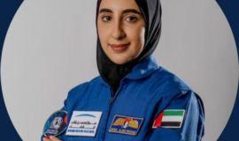 أول رائدة فضاء إماراتية خريجة من جامعة الإمارات