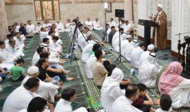 الشيخ اليوسف: العناية بالنظافة العامة ثقافة إسلامية وسلوك حضاري