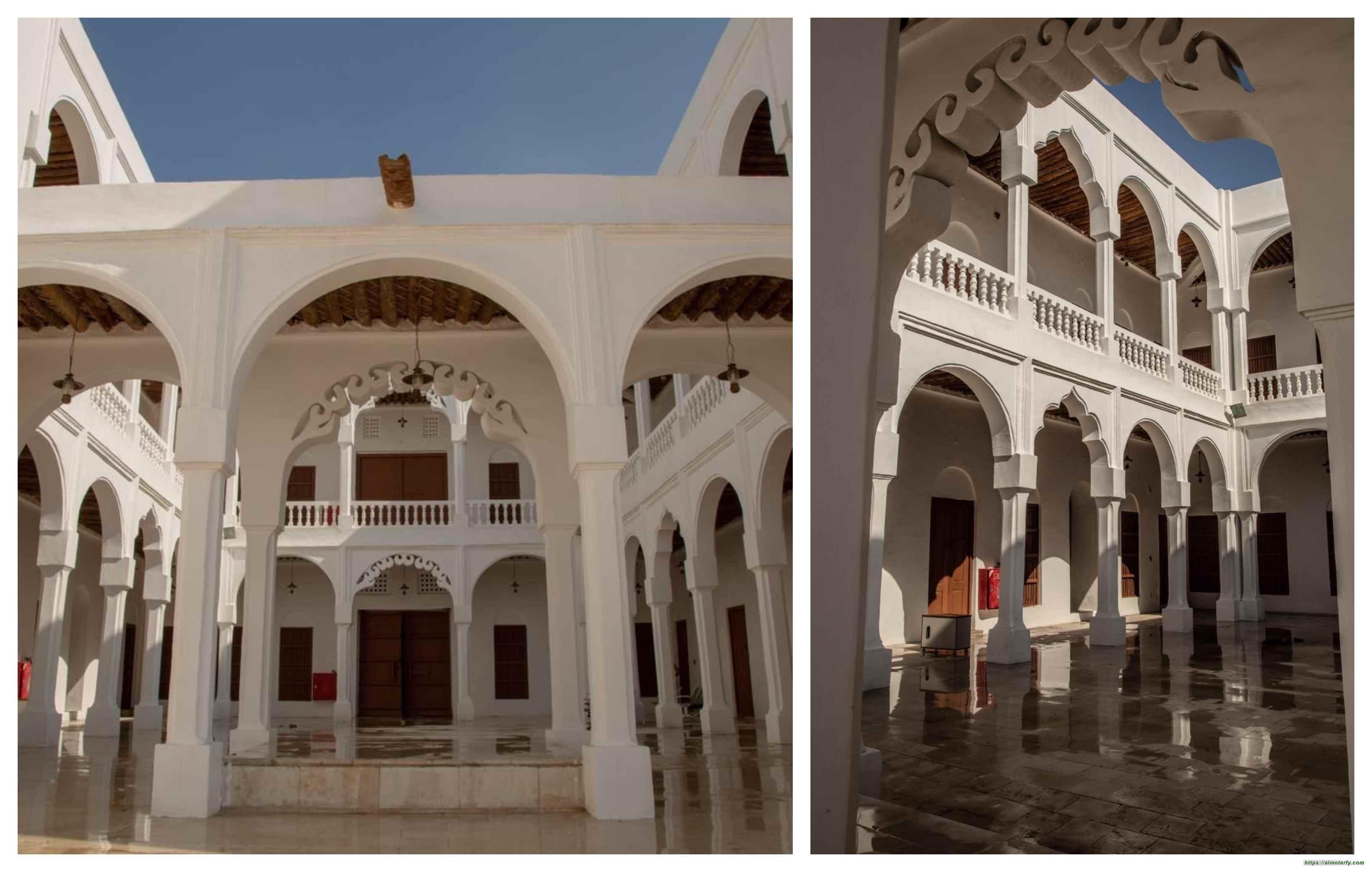 المدرسة الأميرية بالأحساء.. أيقونة التعليم والعمارة والسياحة التراثية