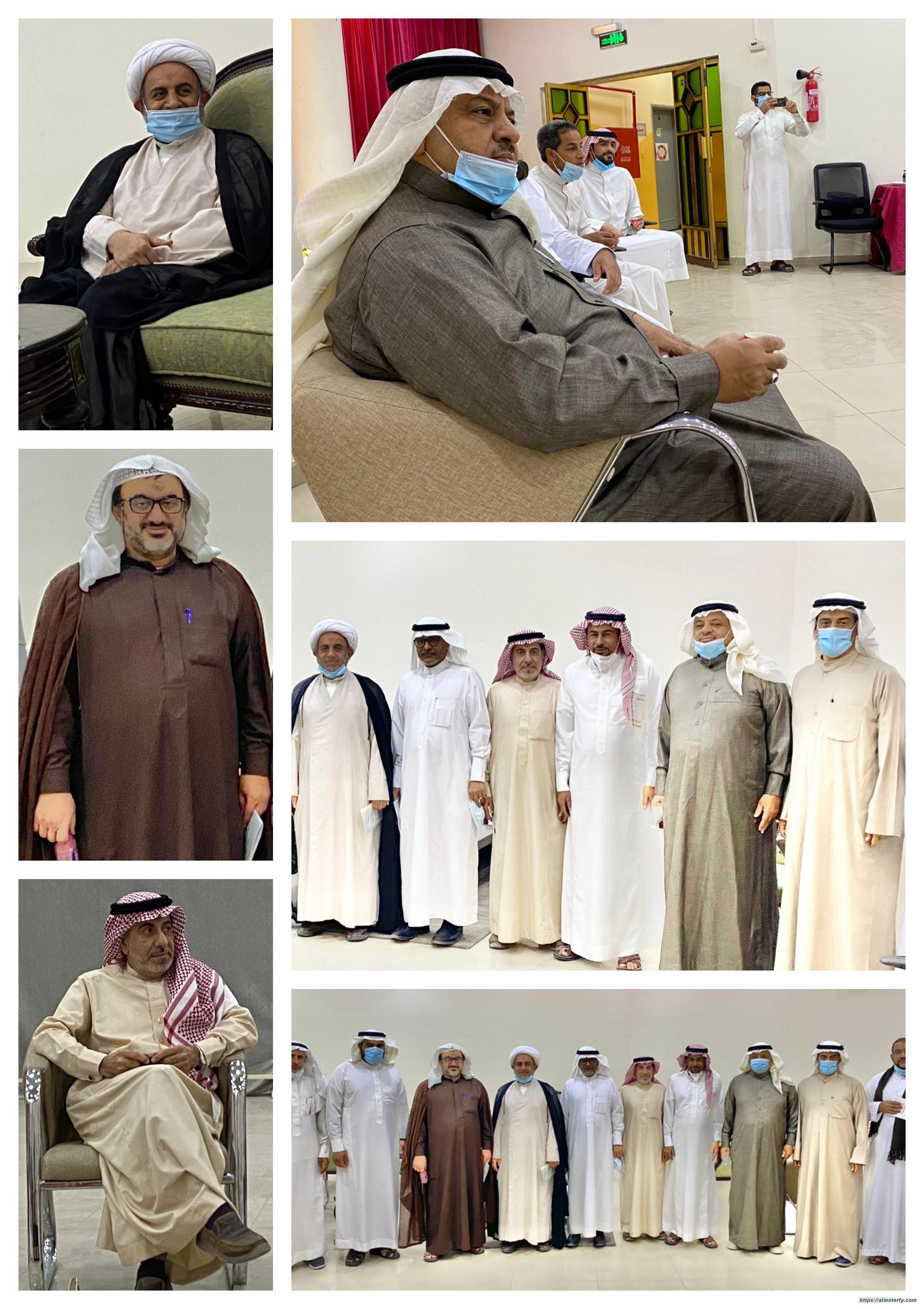 زيارة جمعية الحليلة الخيرية