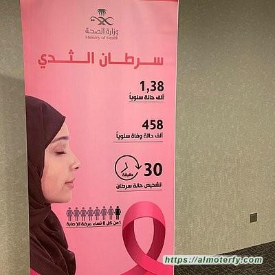 طرق الوقاية من سرطان الثدي لمستفيدات بر الأحساء
