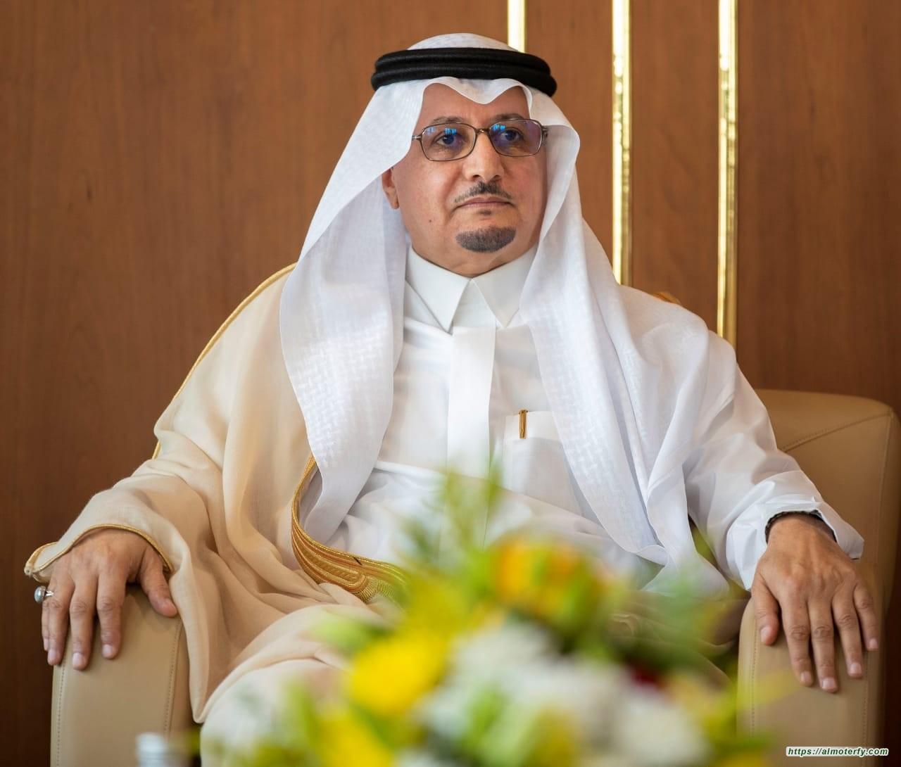 معالي رئيس جامعة حفر الباطن يهنئ القيادة بمناسبة عيد الفطر