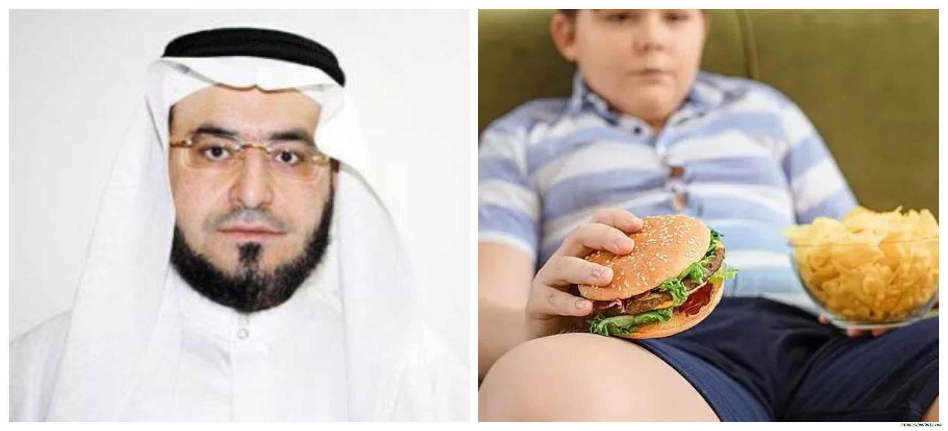 استشاري : نمط الحياة الصحي يجنب الأطفال السمنة والسكري والانعكاسات النفسية