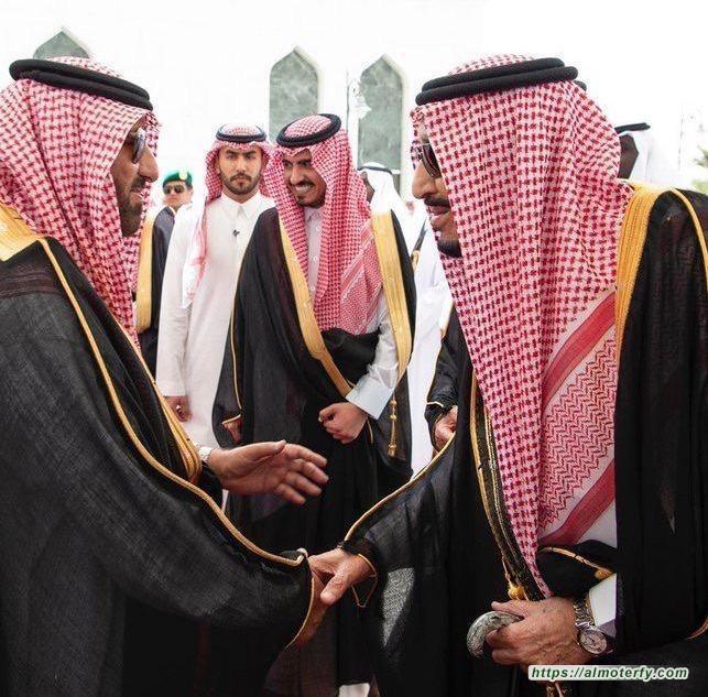 """""""القرني"""" رافعًا التبريكات للقيادة بعيد الأضحى : هنيئًا للشعب السعودي بفرحتين"""