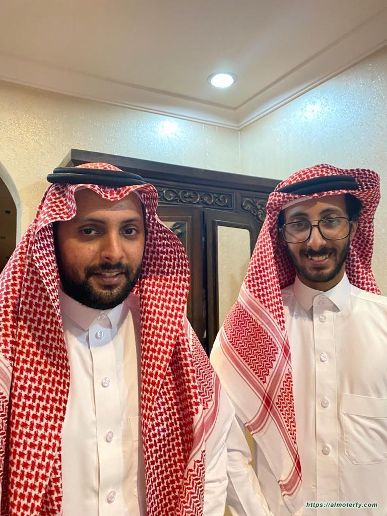 خالد عثمان الزهراني يتلقى التهاني بمناسبة عقد القران