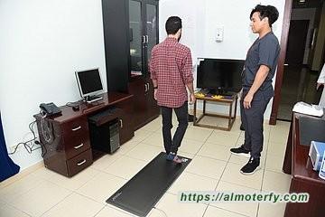 مجمع الدمام الطبي يفعَل عيادتين لتحليل خطوات القدم والأبعاد للعمود الفقري