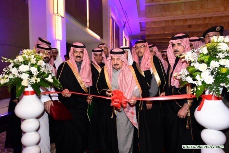 تحت رعاية خادم الحرمين الشريفين : الأمير فيصل بن بندر يفتتح منتدى الرياض الاقتصادي