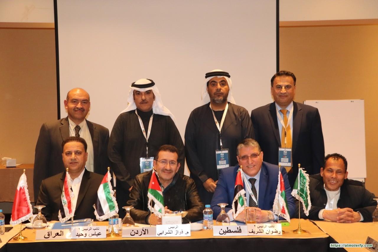 اتحاد غرب آسيا لكرة الطاولة يشكل لجانه بـ 6 مقاعد للسعودية