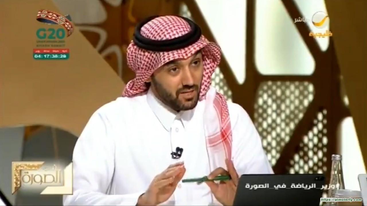 وزير الرياضة: القطاع الرياضي يحظى بدعم كبير من ولي العهد