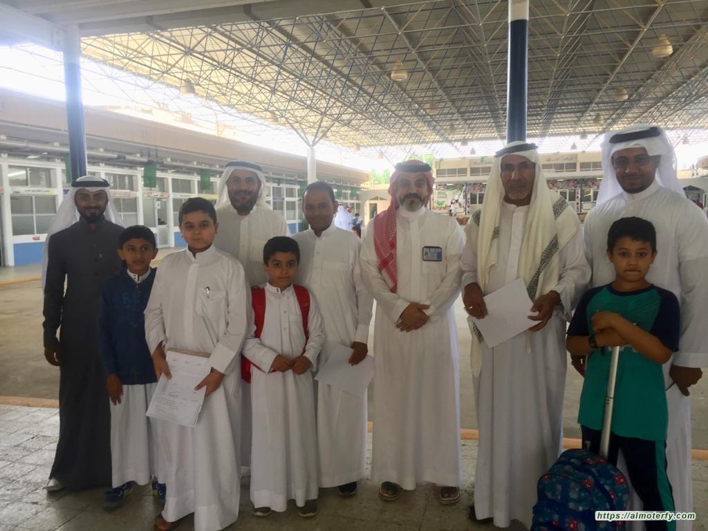 مجلس الاباء للمدرسة في ابتدائية ابن الهيثم بالهفوف