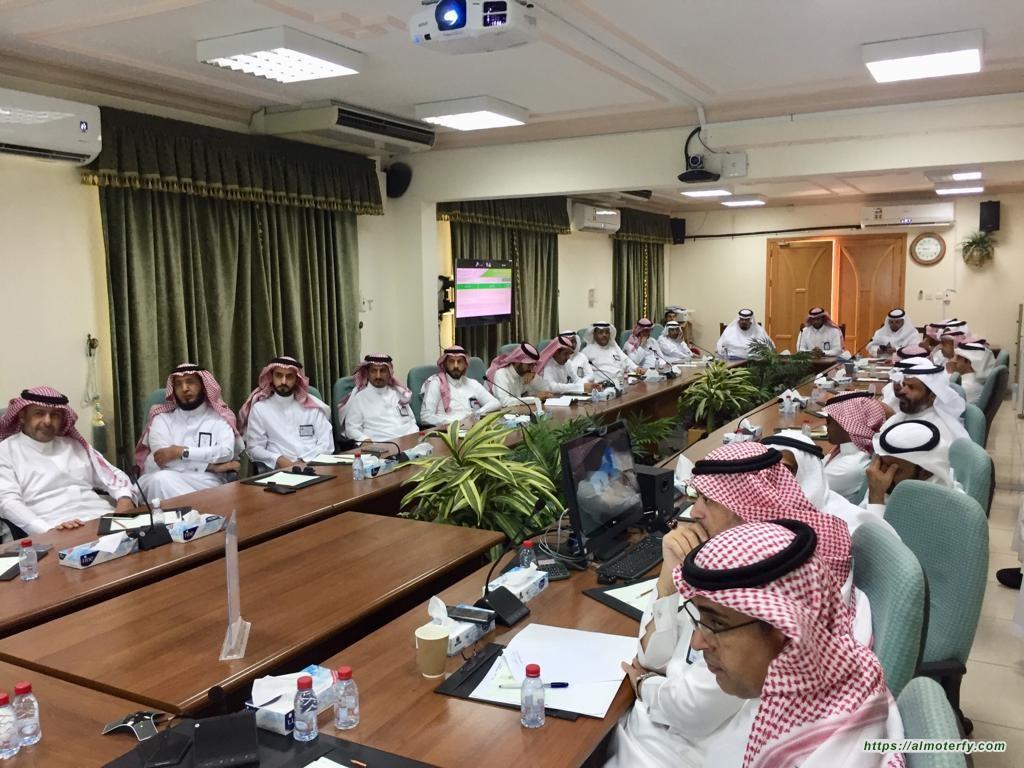 الدكتور الشلعان: العمل بخارطة معايير ومؤشرات التميز تقودنا لبوصلة التغيير والاستدامة