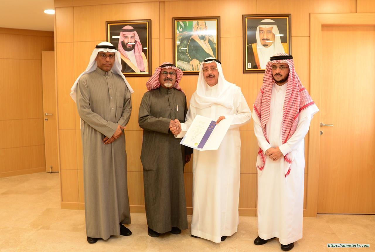 جامعة الإمام عبد الرحمن بن فيصل تمنح الطالبة المتوفية الهاجري البكالوريوس الفخرية