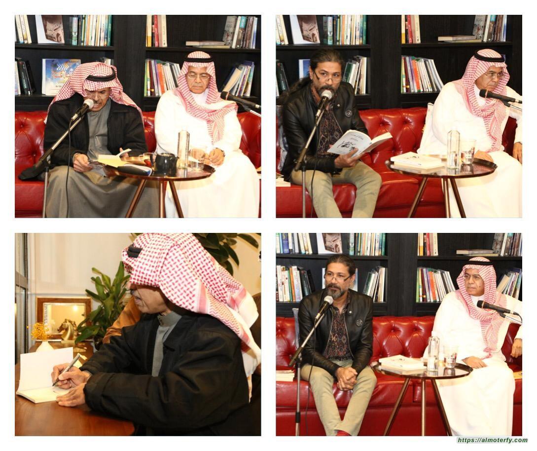 أحمد الملا وإبراهيم الحسين يقيمان أمسية شعرية في الأحساء