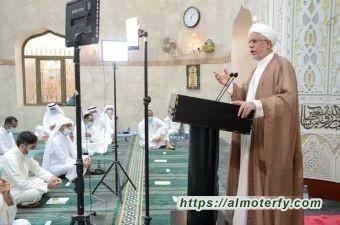 الشيخ اليوسف: التعامل الأخلاقي مع الناس أساس البناء القيمي للمجتمع