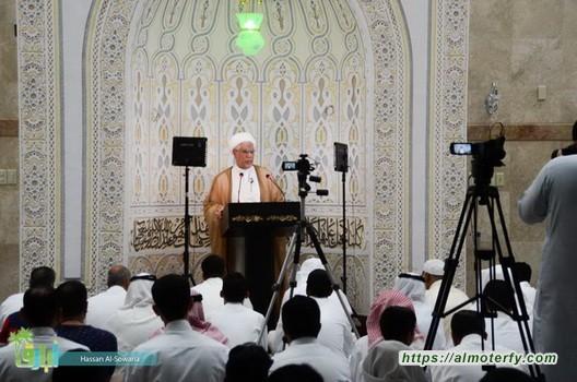 الشيخ اليوسف: المتسامحون يحولون أعداءهم إلى أصدقاء