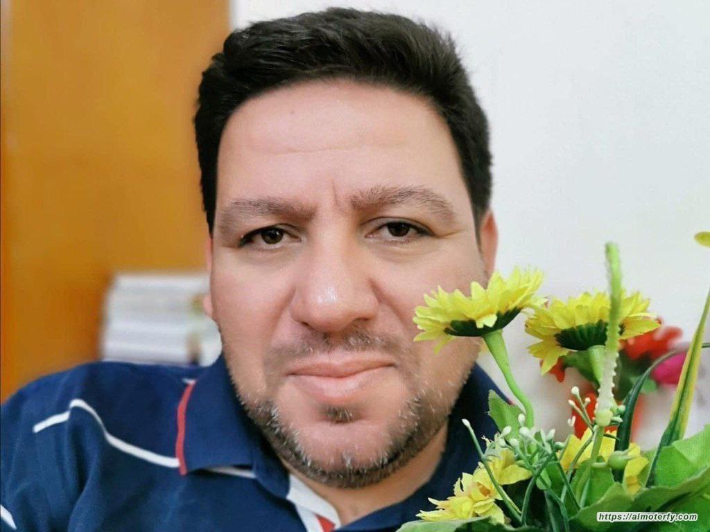 الاخ الصحفي قراس الكرباسي قي ذمة الله إِنَّا لِلَّهِ وَإِنَّا إِلَيْهِ رَاجِعُونَ