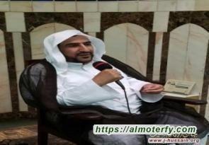 العلامة السيد ابو عدنان :لذنوب التي يستحوذ بها إبليس على الإنسان
