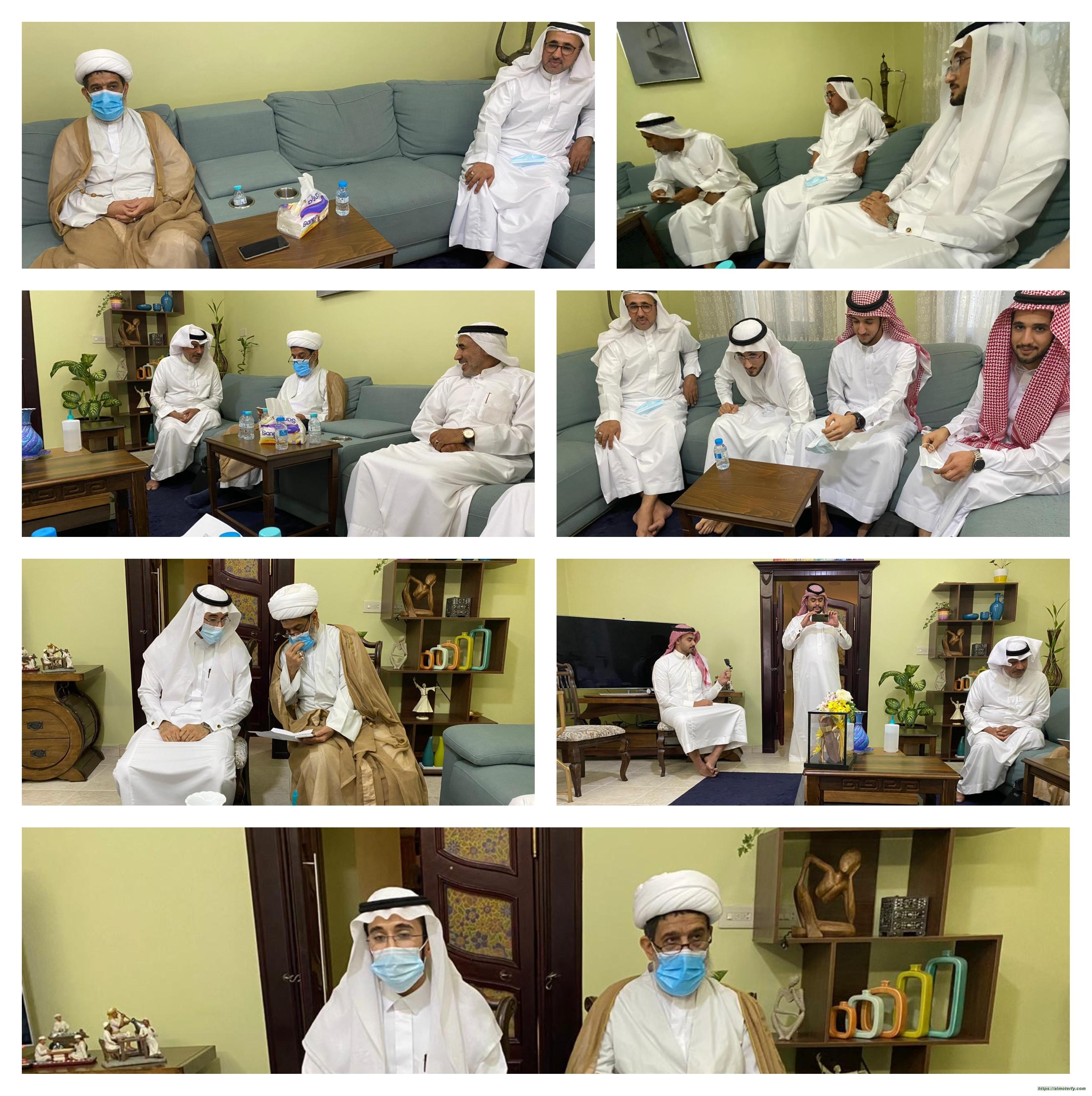 عقد قران الشاب الدكتور أيمن علي البراك (تهانينا )