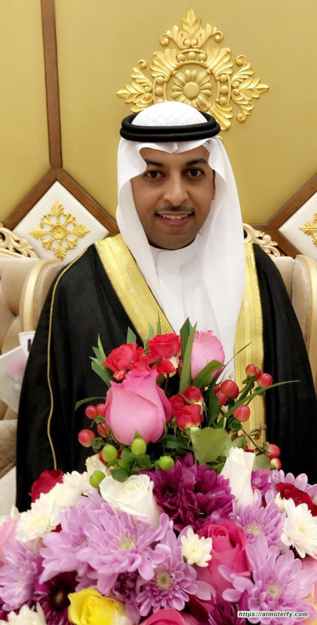 عائلة المحيسن تحتفل بزفاف ابنها عبدالاله