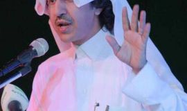الشاعر عبدالله بن جلسه يتفلفس شعراً .. ويقول .. في مجلسك هيبه تشابه مملكة عاد وثمود
