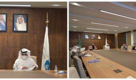 اللجنة الإشرافية التوجيهية العليا للمحافظة على واحة الأحساء تعقد اجتماعها السادس