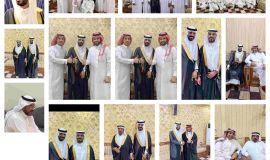 أسرة البركات تحتفل بزفاف نجلها ( حسن ) تهانينا