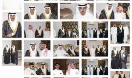 اسرة الفايز تحتفل بزفاف نجلها ( محمد ) تهانينا
