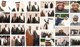 الحاج سلمان صالح البجحان يحتفل بزفاف نجله ( أيمن ) تهانينا