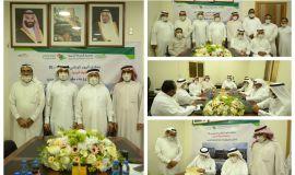 جمعية الرميلة الخيرية للخدمات الاجتماعية والتنمية تدشن مشروع بناء مقر الجمعية الجديد
