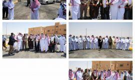 بلدية بقيق: افتتاح الطريق الرابط بين حي الروضة والبساتين