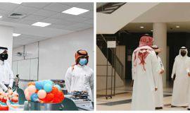 جامعة الامام عبد الرحمن بن فيصل تستعد لانطلاق موهبة الإثرائي الأكاديمي لـ 168 طالباً وطالبة