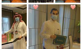 ملتقى الانسانية يكرم الدفعة الثانية من منسوبي وزارة الصحة والمتطوعين