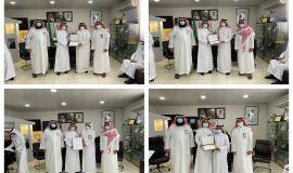 تكريم المشاركين في حفل اليوم الوطني بتعليم شرق الدمام