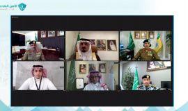 """تحت رعاية الأمير عبدالعزيز بن سعود .. الفريق القحطاني يفتتح فعاليات ندوة """"الأمن الصحي في الحج"""""""