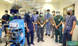 تدخل طبي ناجح لإستئصال ورم من مثانة مريض بمستشفى الملك فهد بالاحساء