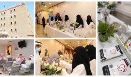 اليوم العالمي للقلب في مركز الأمير سلطان بالأحساء