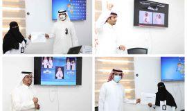 """""""اليوم العالمي للغة الإشارة"""" في مركز اضطرابات النمو والسلوك"""
