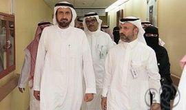 معالي وزير الصحة يتفقد منشآت التجمع الصحي الأول بالشرقية