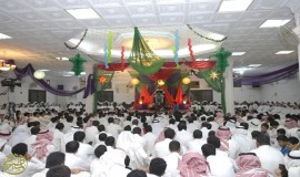 المطيرفي تحتفل بعيد الغدير الأغر