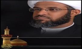 سماحة الشيخ عبد الجليل البن سعد يرتقي المنبر الحسيني بحسينية المهنا