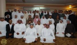 القطيف : زيارة لناشطين اجتماعيين كويتين