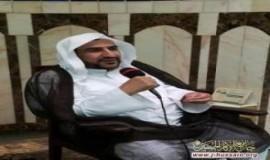 العلامة السيد ابي عدنان : الخطاب الفاطمي رسالة هادفة و مصداقية عالية