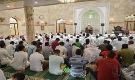الشيخ اليوسف ينتقد الذين لا يسلمون على من يختلفون معهم في المذهب أو الفكر