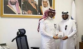 السفير د عبدالله البطيان في زيارة لمدير فرع هيئة السياحة والآثار بالأحساء