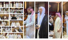 لجنة احياء تراث الشيخ بو خمسين تدشن كتابي الدكتور محمد جواد الخرس والاستاذ علي عساكر