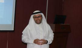 الدكتور الدوسري في لقاء مفتوح مع منسوبي مستشفى الفيصل بالأحساء