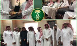 شراكة مجتمعية بين منتزه الاحساء الوطني و إدارة مستشفى العمران العام بمحافطة الاحساء