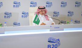 مجموعة الأعمال السعوديةB20 تجمع قادة أعمال ومسؤولين في مجال الصحة من حول العالم من أجل تقييم الوضع العالمي بعد انتهاء أزمة وباء كورونا